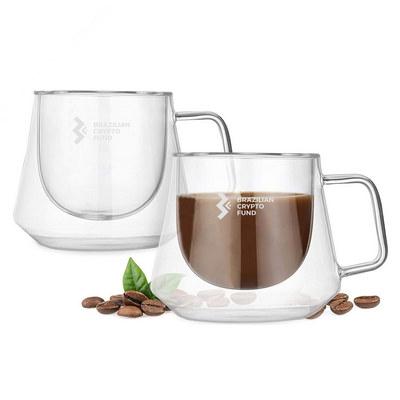 Diamond Glass Coffee Cup EK015_DEX