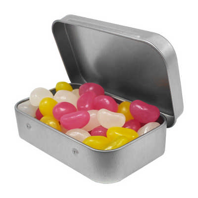 Jelly Bean In Tin 50g