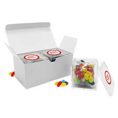 Jelly Bean 2 Cubes In Gift Pack