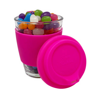 Jelly Bean In Carlo Glass Coffee Cup