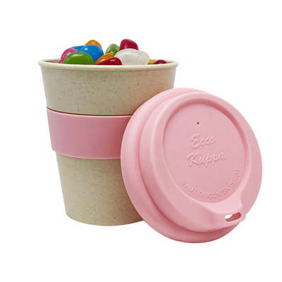 Jelly Bean In 8oz Bamboo Cup