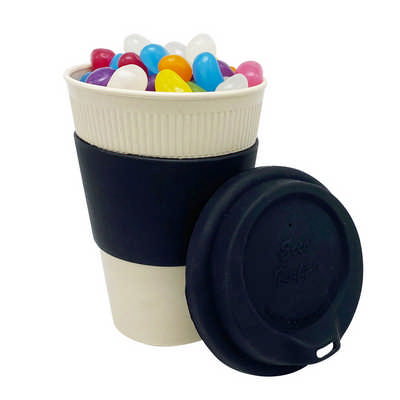 Jelly Bean In 12oz Bamboo Cup