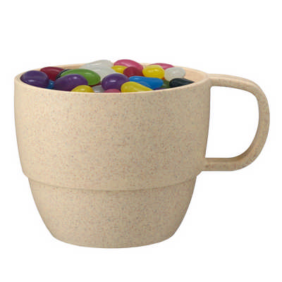 Jelly Bean In Vetto Wheat Straw Cup