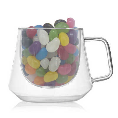Jelly Bean In Diamond Coffee Cup