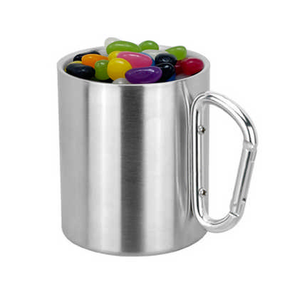 Jelly Bean In Bravo Mug