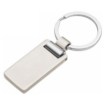 Euro Long Key Ring