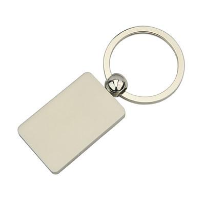Euro Short Key Ring