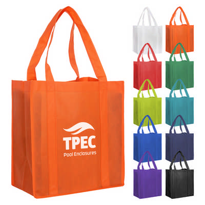 Non Woven Shopping Bag - NWB003_DEX - (printed with 1 colour(s)) NWB003_DEX