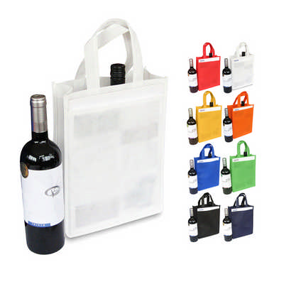 Nwb013 Non Woven 2 Bottle Bag