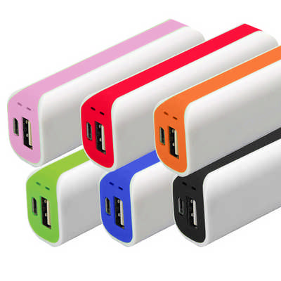 CURVED POWER BANK 2200