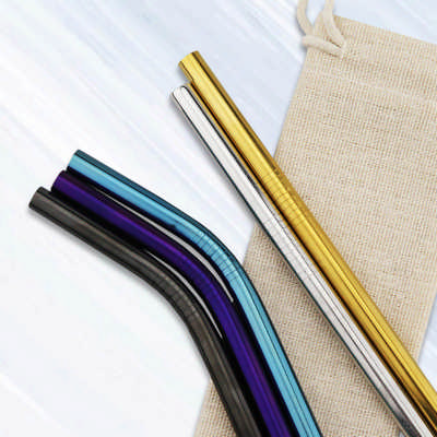 Stainless Steel Straw (STW006_DEX)
