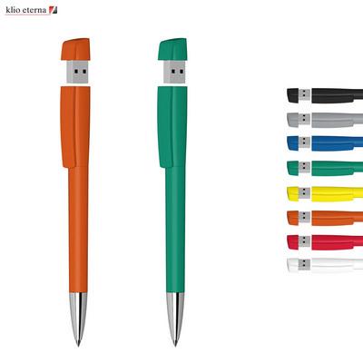 USB Pen 16GB Metal Tip