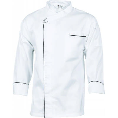 190gsm Cool-Breeze Modern Cotton Jacket with Under Arm Airflow Vents, L/S