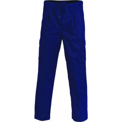200gsm Polyester Cotton 3 in 1 Cargo Pants