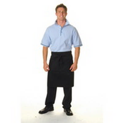 290gsm Cotton Drill Half (1/2) Apron With Pocket