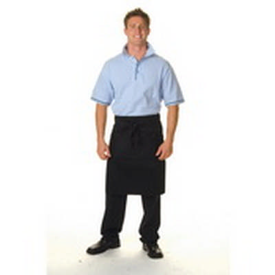 200gsm Polyester Cotton Half (1/2) Apron With Pocket