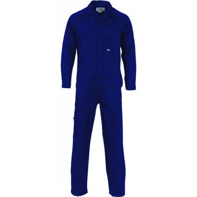Lightweight Cool-Breeze Ctn Drill Coverall