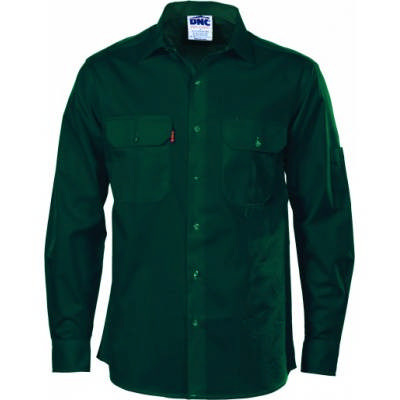 Cool Breeze Work Shirt - Long Sleeve