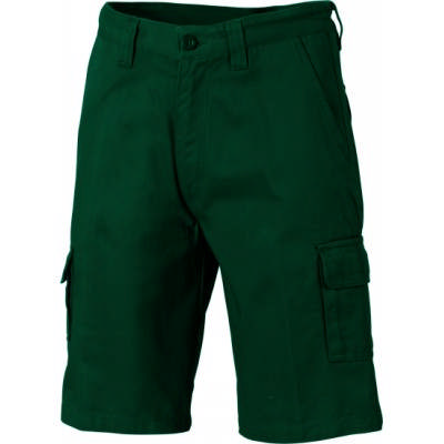 311gsm Cotton Drill Cargo Shorts