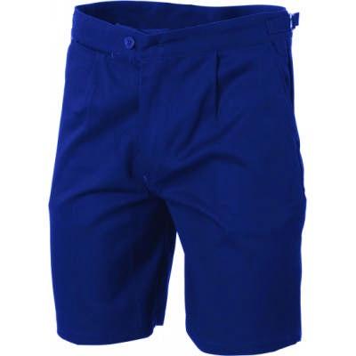 Cotton Drill Long Leg Utility Shorts