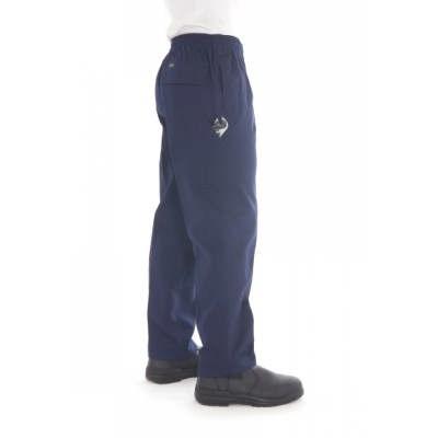311gsm Drill Elastic Waist Trousers with tool pocket