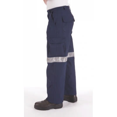 190gsm Lightweight Cotton Cargo Pants with 3M8906 R/Tape