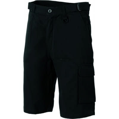 260gsm Hero Air Flow Cotton Duck Weave Cargo Shorts with Hidden Vents on Back Waist