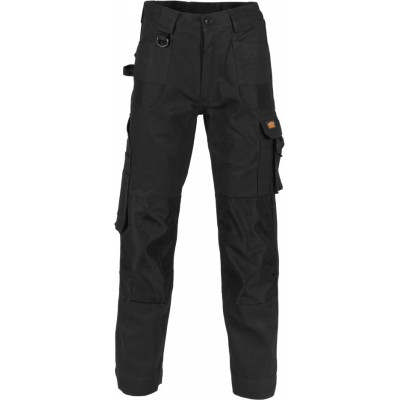 285gsm Duratex Cotton Duck Weave Cargo Pants with 2 Airflow Eyelets on Crotch- Knee Pads not include