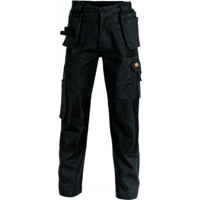 285gsm Duratex Cotton Duck Weave Tradies Cargo Pants with Twin Holster Tool Pocket with 2 Airflow Ey