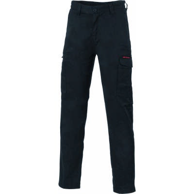 265gsm Digga Cool-Breeze Cotton Cargo Pant with 4 Airflow Eyelets on Crotch