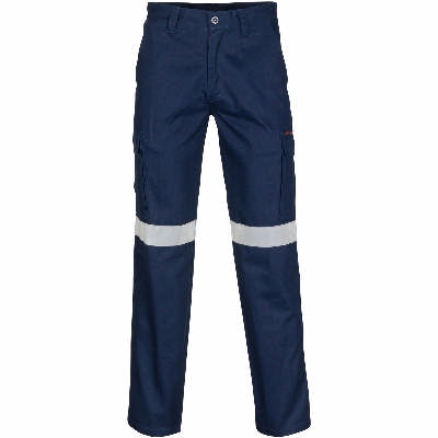 Middle Weight Ctn Double Angled Cargo Pants w/ CSR RTape