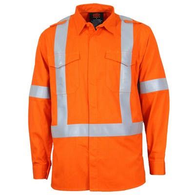 DNC Inherent Fr X Back PPE1 LW DN Shirt