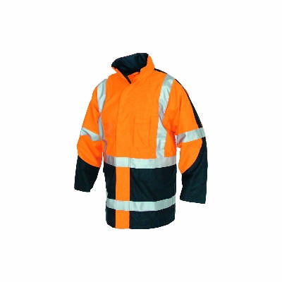 DNC Inherent Fr PPE2 Segmented 2T Rain Jacket