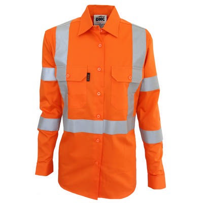 HiVis 3Way Vented X Back And Bio-Motion Taped Shirt