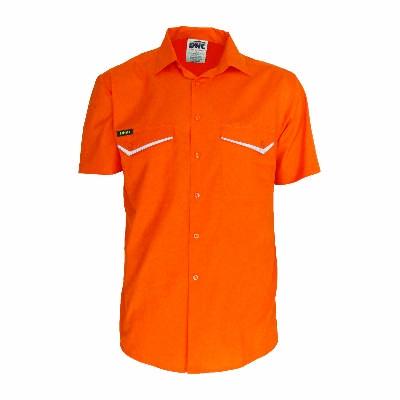 Hivis Ripstop Shirt, S/S