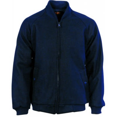 Bluey Jacket w/ Ribbing Collar & Cuffs 8XL