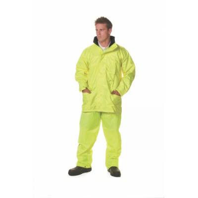 200D Polyester/PVC Classic Rain Jacket