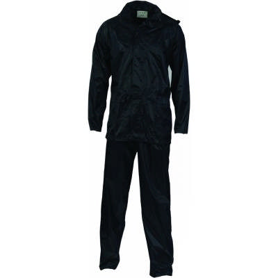 170D Polyester/PVC Rain Set in Bag