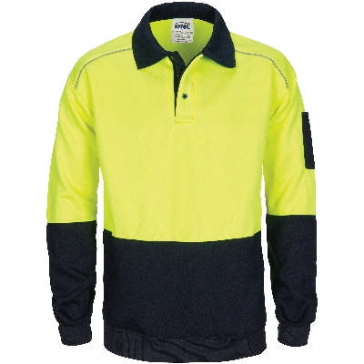 HiVis Rugby Top Windcheater