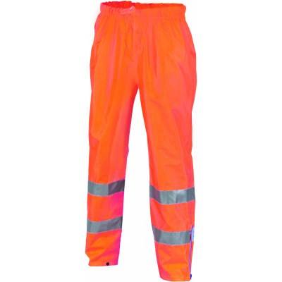 200D Polyester/PVC,Hi-Vis D/N Rain Pants