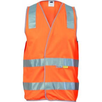 Day/Night Safety Vest, 3M8906 R/Tape