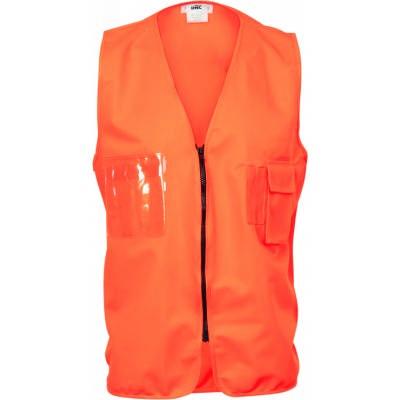 Daytime Side Panel Safety Vests