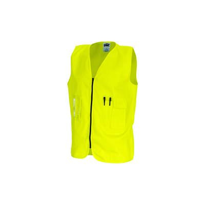 190gsm Daytime Cotton Safety Vest
