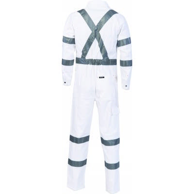 Night Worker Coverall With CSR RTape