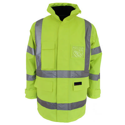 HiVis HPattern Biomotion Tape 6in1 Jacket
