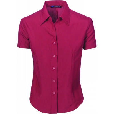 120gsm 100% Polyester Ladies Cool-Breathe Shirt, S/S
