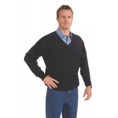 Pullover Jumper, Wool Blend