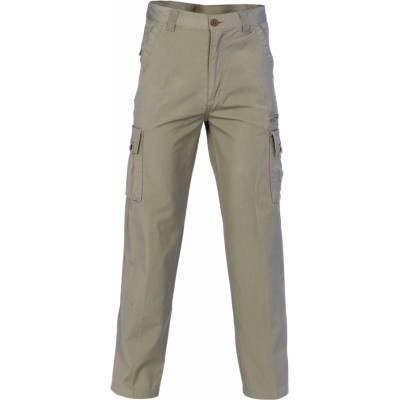 260gsm Island Cotton Duck Weave Cargo Pants