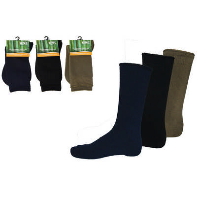 Extra Thick Bamboo Socks, In Stock