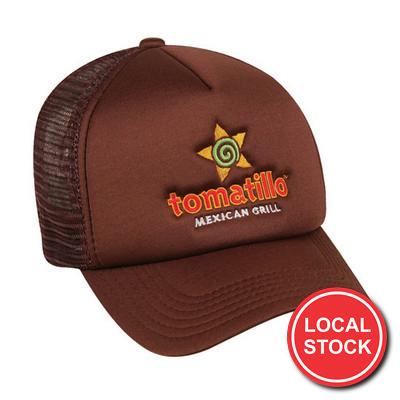Local Stock - Trucker Mesh Cap